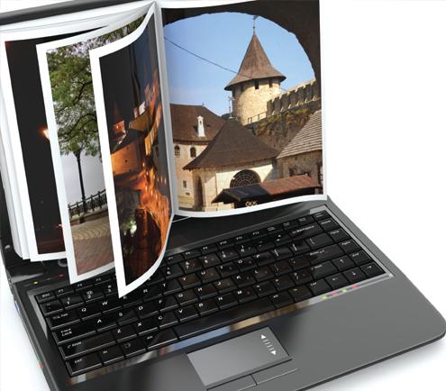 Realizar Catalogos digitales para web