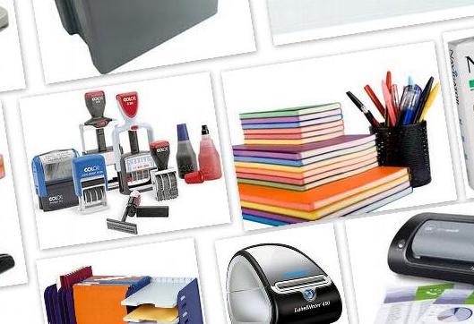 Material oficina para empresas. Gráficas Chile.